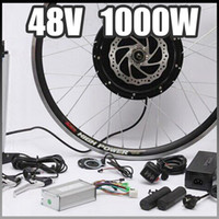disc brake motor - E bike V W Motor with Disc Brakes hub Electric Bicycle Ebike conversion Kit front or rear wheel new Details about