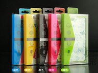 Wholesale PVC Universal Retail Plastic Transparent Packaging Crystal Box For Cell phone Leather Wallet Case For Samsung S5 S4 Note iPhone S