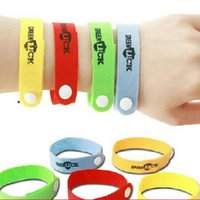 Wholesale 50pcs New Mosquito Killer Repellent Bracelet Mosquito Bangle Wrist For Baby Adult Mosquito Protector