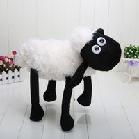 Wholesale 45 cm Fashion Cute sheep creative plush toys plush doll the Sheep Children s gifts support