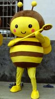 bee s pictures - High quality adult bees mascot costume size the same as the picture