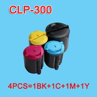 Wholesale CLP Toner compatible for samsung CLP300 CLX N CLP N CLX N toner cartridge with quality guarantee