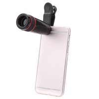 Wholesale Universal X Zoom Phone Telephoto Camera Lens with Clip for iPhone Samsung HTC Samrt Phone New Arrival PA2147