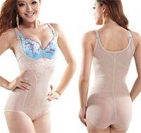 Wholesale Women Underbust Tummy Control Body Shaper Slimming Shapewear Bodysuit Corset