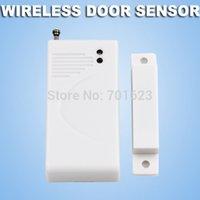 Wholesale Freeshipping mhz CE Wireless window door sensor for home alarm system