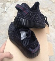 baby flats - 20 onsale Boys Girls Shoes Yeezy Boost black pirate Shoes Hot Selling Children s Fashiion Shoes Running Shoes Cheap Baby yeezy boost