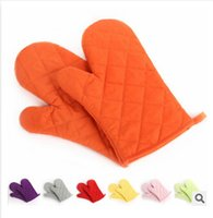 Wholesale 7 STYLES Baking tools high temperature resistant gloves oven microwave oven gloves anti hot oven kitchen utensils small frozenc729
