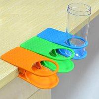 Wholesale Creative glass clamp at the desk The tongs table a clip at the kitchen table supplies HK38