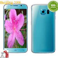 Wholesale 2015 New HDC S6 Landvo phone prefect Android g9200 Cell MTK6572 Dual Core Ram G Rom MTK CPU Mobile Phone