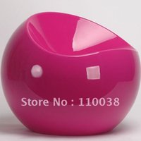 Wholesale Ball Chair Stool Home Furniture Color RED BLACK YELLOW PINK
