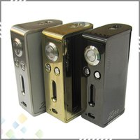 zero - Zero Infinite Clone Zero Mod Box Mod Clone watt variable watt mods fit Battery Atomizer colors Black Gold SS DHL Free