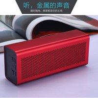 Wholesale Sound Box Speaker Portable Wireless Mini Bluetooth Speaker Music Mini Bluetooth Speaker Bluetooth Portable Super Bass Square Box Speaker