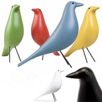 art bird houses - Vitra Eames house bird home decoration arts crafts gifts