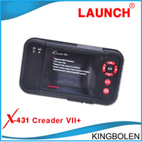 airbag - Launch Creader VII Super Car diagnostic tool for Engine Transmission ABS and Airbag system equal to CRP123