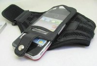 army cloth belts - Mobile phone special sports bag cloth bag running iPhone5 iPhone5S sports fitness arm arm belt mesh