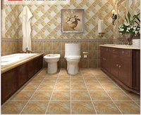 Wholesale Ceramics Paqiang antique tiles kitchen bathroom wall tiles x300 Waterproof slip