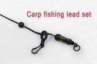 Wholesale Carp fishing terminal accessories carp fishig tackle fishing safety lead rig sets