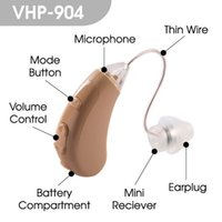 aids china - Deafness hearing aids Adjustable Digital Hearing Aid Mini digital hearing device VHP China cheap hearing aid manufacture