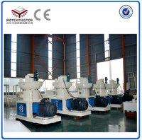 Wholesale ROTEXMASTER Factory Price Professional Ring die Wood Pellet Machine for Sale