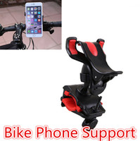 bicycle gps holder - 360 Degree Rotating Smart Universal Bike Bicycle Handle Phone Mount Cradle Holder Cell Phone Support for Cellphone GPS MP4 MP5