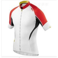 Cheap summer NEW ITEMS MAVIC cycling clothing +cycling new 2014 MAVIC cycling clothing jersey short sleeve 10 styles