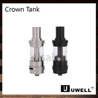 Wholesale Uwell Crown Sub ohm Tank ml Uwell Crown Atomizer Best Match Sigelei w TC Snowwolf w Xcube Original