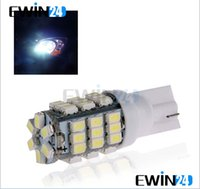 Wholesale Auto T10 SMD LED Signal Wedge Tail Car Rear Lights Bulbs Lamp W5W Pure White V