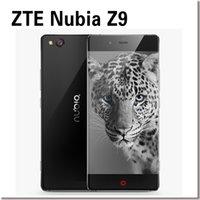 """Cheap Original ZTE Nubia Z9 Mini 4G FDD LTE Cell Phones Snapdragon 615 Octa Core 5"""" 1920x1080 2GBRAM 16GB Android5.0 16.0MP Camera"""