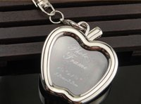 best digital photo frame - 2015 High Quality Lover Keychains Photo Frame Key Chain Best Travel and Wedding Photo Gift Key Ring Pendant with Love Heart Shape