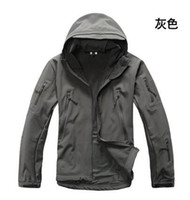 Wholesale Fall Coat TAD V Men Outdoor Hunting Camping Waterproof Coats Jackets Army Coat Military Climbing Hoody Tactical Jacket