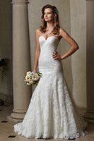 beaded motif - Glimmering Chapel train classic strapless beaded lace motifs placed flare gown Features a sweetheart neckline beaded scalloped lace hem