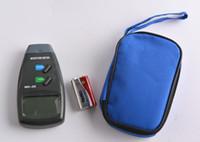 Wholesale 50pcs hot selling MD G Pins LCD Digital Moisture Meter Wood Instrument Veneer Damp Wall Tester