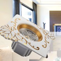 arrival departments - New Arrival Sale Cool White w Led Spotlight Luces Led Ceiling Lamp Gold Department of Ceramic Spotlights Light Aisle Lights Fashion