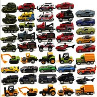 Wholesale Mini Model Car Toys Classic Kid Toy Car Trucks Oyuncak Model Arabalar Vintage Car Toys Juguetes