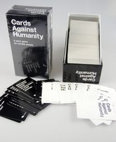 Wholesale Against Humanity of Game US Basic Edition Cards