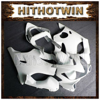 aftermarket s - all white CBR600F4i Pure white ABS Fairings Kit Fairing For honda CBR600 CBR F F4i Aftermarket