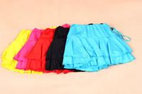 Wholesale Children Dancewear Princess Dress Bust skirt Girls Costume Fluffy skirt Children Dance clothing Latin dance skirt Baby Kids Clothing