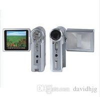 8x digital zoom - portable digital video camera with quot LCD screen HD remote control X Digital zoom