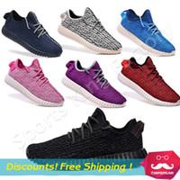 Wholesale Cheap Sneakers Training Boots Shoes Best quality Fashion Women Men Yeezy Boost low Free Streetwear Running Sports Shoe