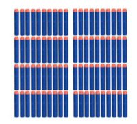 Wholesale 100pcs Nerf N strike Elite Rampage Retaliator Series Blasters Refill Clip Darts electric toy gun soft nerf bullet toy bullet