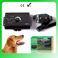 Wholesale 24 to Electronic Smart Dog In ground Pet Fencing System dog fence system dog trainning system