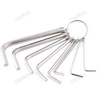 allen wrench set metric - National topCool In Combination Metric Hex Key Allen Wrench MM MM Mechanic Tool Set Kit Worldwide DIY