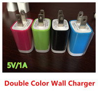 egg roll - For iphone Dual Colors V A mA USB Wall Charger egg roll style Home usb adapter for iphone s Plus Galaxy note s6 edge