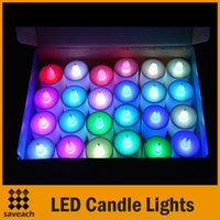 battery lights centerpieces - LED Candle Light Electronic Candle Night Light Flicker Flameless LED Candles Light Battery Operated For Wedding Candles Birthday Party