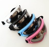 Wholesale X400 UV Motorcycle Glasses Protection Outdoor Sports Goggles Motorcycle Off Road Cycling Goggle Glasses Eyewear Lens