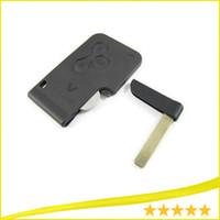 rf system - New RENAULT MEGANE SCENIC II CLIO ETC RF TYPE BUTTON REMOTE ALARM KEY FOB CARD