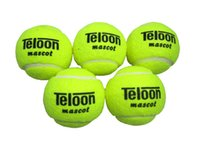 Wholesale Brand New High Resilience meters Tennis Ball Durable Tranning Exercise Practice Tennis Ball Fast