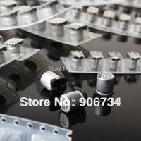 Wholesale High Quality uF uF Value SMD Aluminum Electrolytic Capacitor Assorted Kit Set