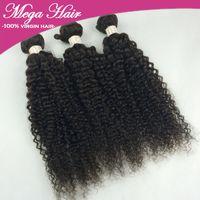 malaysian hair weave - Curly Malaysian Hairs Bundles Virgin Malaysian Hair Weave Unprocessed Malaysian Human Hair Weft Natural Black Hair Extensions g pc