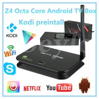Wholesale Google Android G G K TV Box Stick Smart Mini PC Kodi14 GHz Octa Core Media Player TVR28